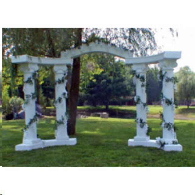 Colonnade Arch Set Rentals Jacksonville Fl Where To Rent